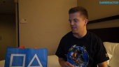 Playstation Experience - Vi åpner velkomstpakken