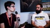 Call of Duty: WWII - Sean Soucy & Tolga Kart-intervju