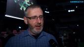 Halo Wars 2 DLC - Barry Feather-intervju