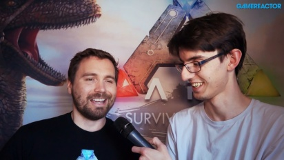 Ark: Survival Evolved - Jesse Rapczak