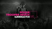 Livestream Replay - Rogue Trooper Redux