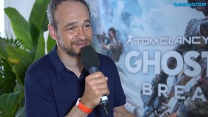 Ghost Recon: Breakpoint - Nouredine Abboud-intervju