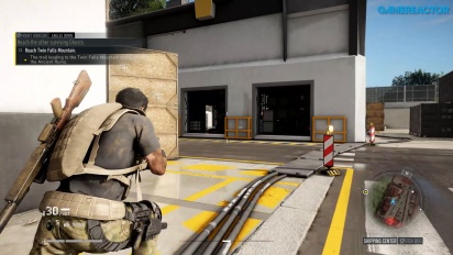 Ghost Recon: Breakpoint - Tutorial-gameplay del 3