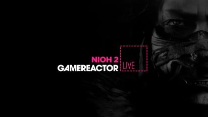 Nioh 2 - Second Livestream Replay Part 2