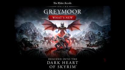 The Elder Scrolls Online: Greymoor - Hva er nytt? (Sponset)