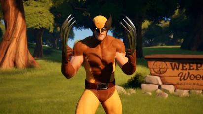 Fortnite Chapter 2 - Wolverine Trailer