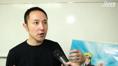 TGS 11: Naruto Shippuden-intervju