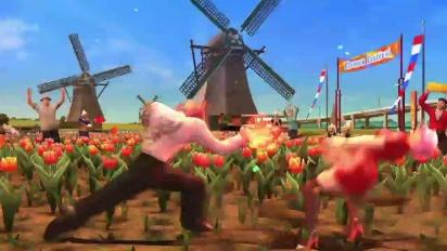 Tekken Revolution - New Costumes Update 1.2 Trailer