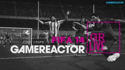 FIFA 14 (Champions League Warm-up) - Livestream Replay