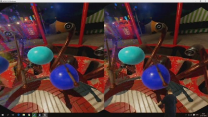 To timer med Vive VR-lek
