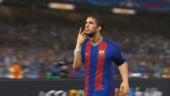 Pro Evolution Soccer 2017 - FC Barcelona Trailer