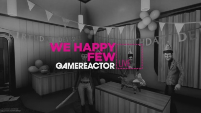 GRTV Live: We Happy Few (alpha)