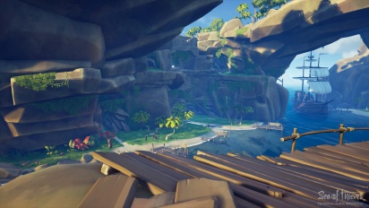 Sea of Thieves Technical Alpha - Update 0.1.1 - Taming New Seas
