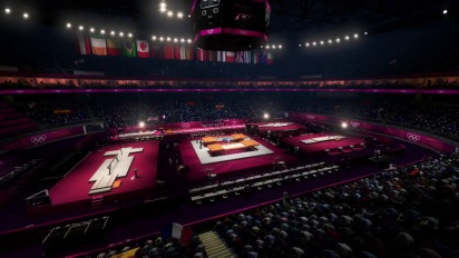 London 2012 - The Official Video Game of the Olympic Games - Greenwich Flythrough Trailer