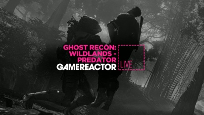 Livestream Replay - Ghost Recon: Wildlands - Predator