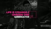 Life is Strange 2 - Episode 1 Livestreamreprise