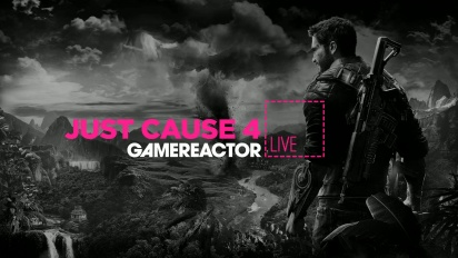 Just Cause 4 - Livestream Replay