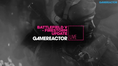 Battlefield V - Firestorm - Livestream Replay
