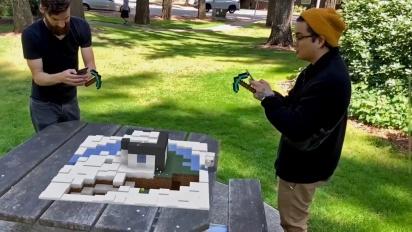Minecraft Earth - Closed Beta Announcement