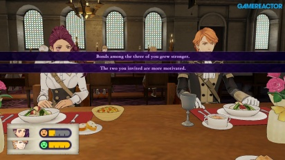 Fire Emblem: Three Houses - Fishing, Questing, Cooking Gameplay