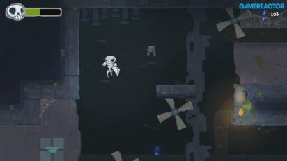 Skelattack - Sewers gameplay on PS4