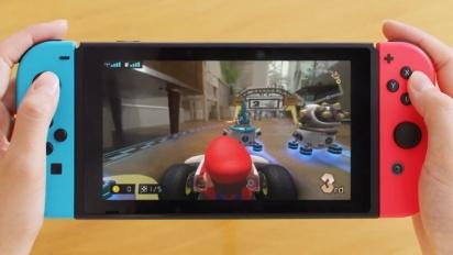 Mario Kart Live: Home Circuit - Launch Trailer