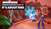 Crash Bandicoot: It's About Time - Videoanmeldelse