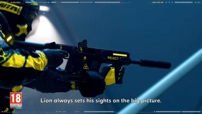 Rainbow Six: Extraction - Operator Showcase: Lion