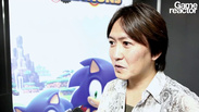 Sonic Generations Interview
