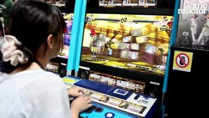 TGS 11: Persona 4: The Ultimate Gameplay