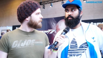 Tekken 7 - Nordic Tour-intervju