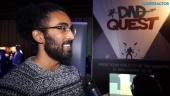 Dad Quest - Ryan Huggins-intervju
