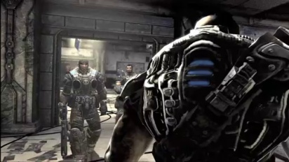 Gears of War 2 - Developer Diary 3: Delta Blues Trailer
