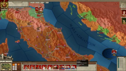 Alea Jacta Est - Roman Civil War Walkthrough Trailer