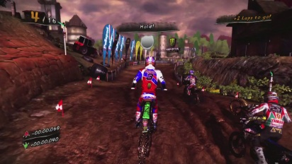 MUD: FIM Motocross World Championship - Tips and Tricks Trailer