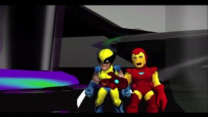 uDraw: Marvel Super Hero Squad - Launch Trailer