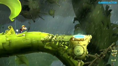 Gameplay: Rayman Legends - Toad Story - Orchestral Chaos