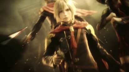Final Fantasy Type-0 - Extended Cinema Trailer - We Have Arrived