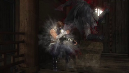 Dead or Alive 5: Last Round - Raidou Vs Hayate Trailer