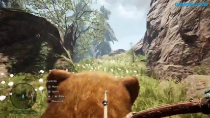 Gameplay: Far Cry Primal - Riding the Saber Tooth
