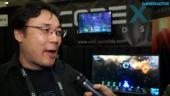 Infinium Strike - Dexter Chow-intervju