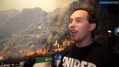 Sniper Elite 4 - Chris Payton-intervju