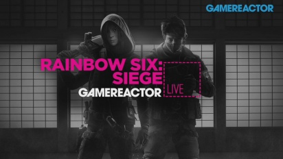 To timer med Rainbow 6: Siege