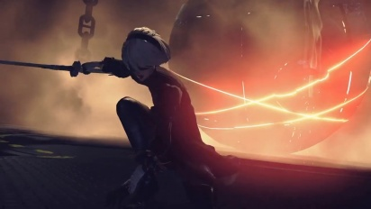 Nier: Automata - Arsenal of Elegant Destruction Trailer