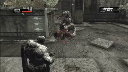 Gears of War 2 - Developer Diary 4: Enter the Horde Trailer