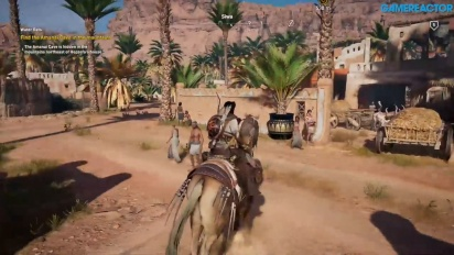 Assassin's Creed Origins - Gamereactor spiller