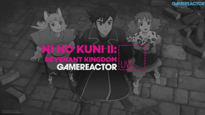 Ni no Kuni II: Revenant Kingdom - Pre-Launch Livestream