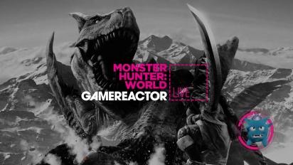 Monster Hunter: World (PC) - Livestream Replay
