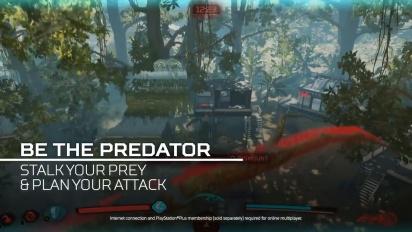Predator: Hunting Grounds - Be The Predator