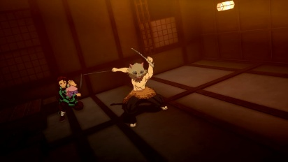 Demon Slayer: Kimetsu no Yaiba- The Hinokami Chronicles - Adventure Mode: Tsuzumi Mansion Arc
